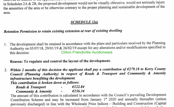 DERRYRA BEG PLANNING PERMISSION PAGE 2