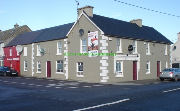 LEAHY'S BAR, BALLYDUFF VILLAGE