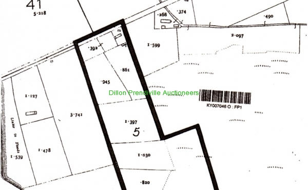 8 ACRES AT CARHOOEARAGH