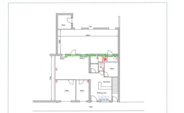 21 Convent Street Map 21062017002