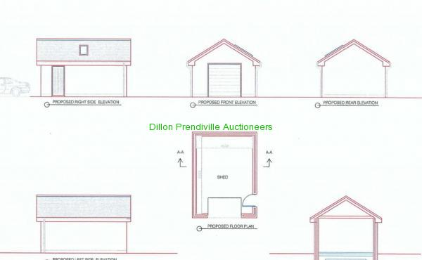 Shed Elevations